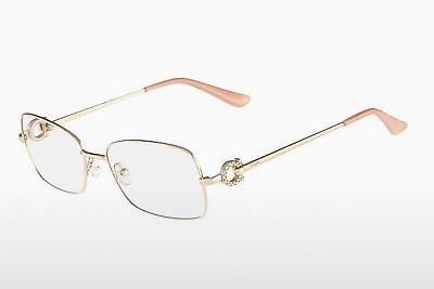 Lunettes design Salvatore Ferragamo SF2133R 717 - Or