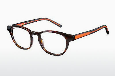 Lunettes design Seventh Street S 250 Q3E - Orange, Brunes, Havanna