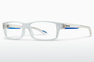 Lunettes design Smith BROADCAST XL 2KD - Bleues