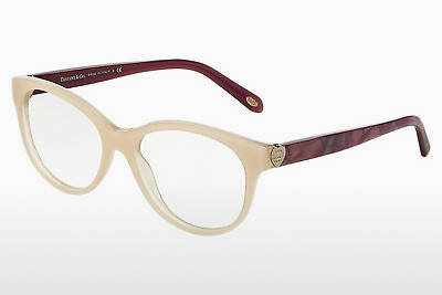 Lunettes design Tiffany TF2124 8170 - Blanches, Pearl