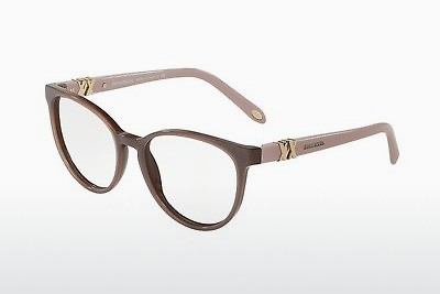 Lunettes design Tiffany TF2138 8210 - Blanches, Pearl