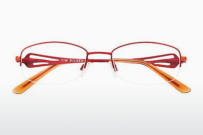Lunettes design Tim Dilsen TD3429 - Orange