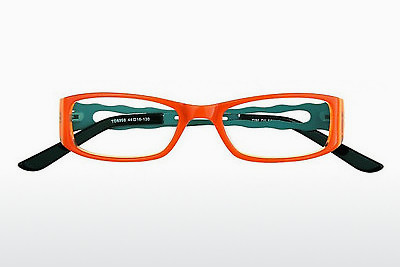Lunettes design Tim Dilsen TD8998 - Orange