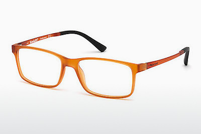 Lunettes design Timberland TB1349 043 - Orange, Matt