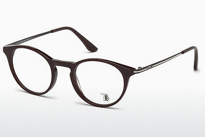Lunettes design Tod's TO5135 050 - Brunes