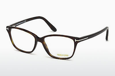 Lunettes design Tom Ford FT4293 052 - Brunes, Dark, Havana