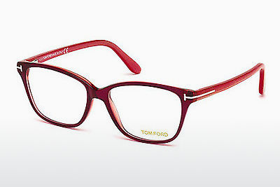 Lunettes design Tom Ford FT4293 077 - Rose, Fuchsia