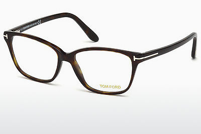 Designerbrillen Tom Ford FT5293 052 - Bruin, Dark, Havana