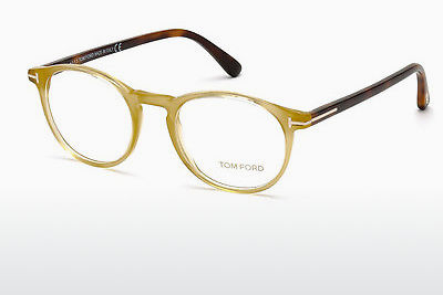 Lunettes design Tom Ford FT5294 041 - Jaunes
