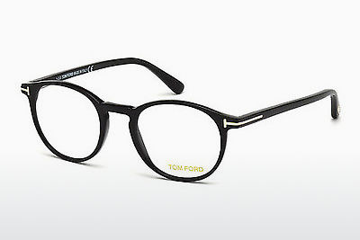 Lunettes design Tom Ford FT5294 052 - Brunes, Havanna