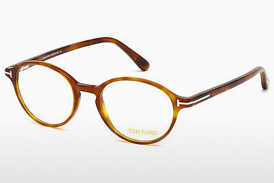 Lunettes design Tom Ford FT5305 053 - Havanna, Yellow, Blond, Brown