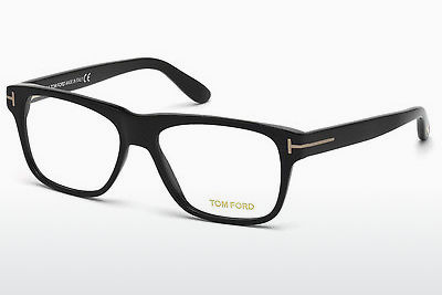 Lunettes design Tom Ford FT5312 002 - Noires, Matt