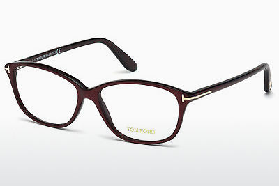 Lunettes design Tom Ford FT5316 072 - Or, Rosa