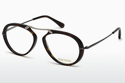 Designerbrillen Tom Ford FT5346 052 - Bruin, Dark, Havana