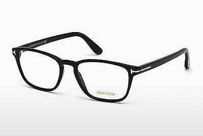 Lunettes design Tom Ford FT5355 052 - Brunes, Dark, Havana
