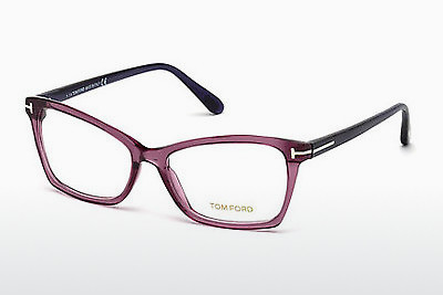 Lunettes design Tom Ford FT5357 075 - Rose