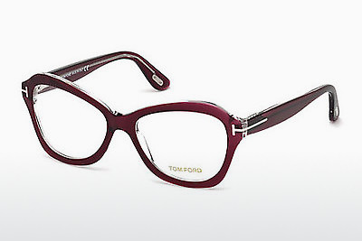 Lunettes design Tom Ford FT5359 071 - Bourgogne, Bordeaux