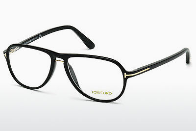 Designerbrillen Tom Ford FT5380 001 - Zwart