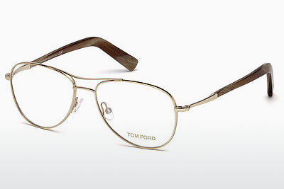 Designerbrillen Tom Ford FT5396 028 - Goud