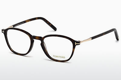 Lunettes design Tom Ford FT5397 052 - Brunes, Dark, Havana
