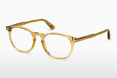 Lunettes design Tom Ford FT5401 041 - Jaunes