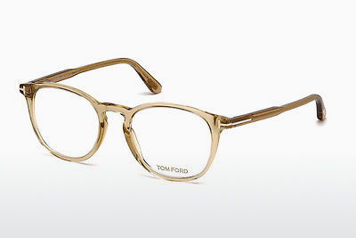 Lunettes design Tom Ford FT5401 045 - Brunes, Bright, Shiny