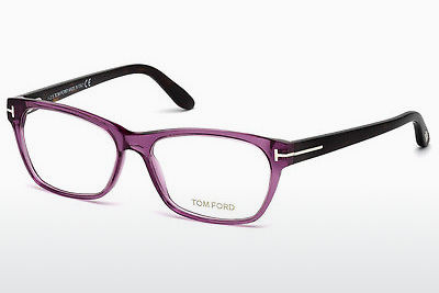 Lunettes design Tom Ford FT5405 081 - Pourpre, Shiny