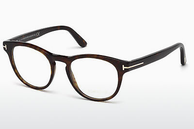 Lunettes design Tom Ford FT5426 052 - Brunes, Havanna
