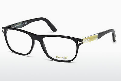 Designerbrillen Tom Ford FT5430 001 - Zwart