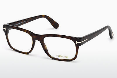 Lunettes design Tom Ford FT5432 052 - Brunes, Havanna