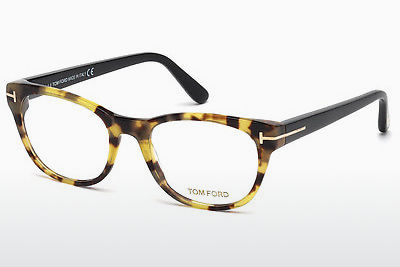Lunettes design Tom Ford FT5433 056 - Brunes, Havanna