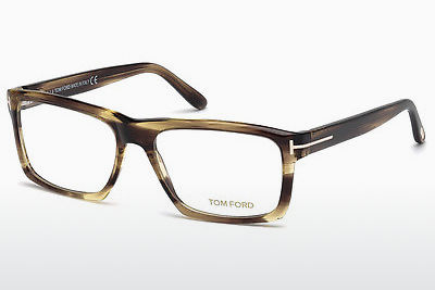 Lunettes design Tom Ford FT5434 048 - Brunes