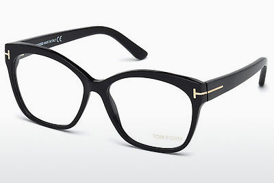 Designerbrillen Tom Ford FT5435 001 - Zwart