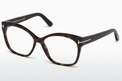 Designerbrillen Tom Ford FT5435 052 - Bruin, Dark, Havana