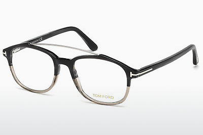 Lunettes design Tom Ford FT5454 064 - Corne, Horn, Brown