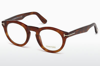 Lunettes design Tom Ford FT5459 053 - Jaunes, Brunes, Havanna