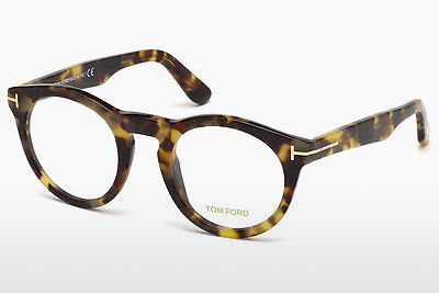 Lunettes design Tom Ford FT5459 055 - Multicolores, Brunes, Havanna