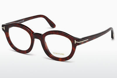 Lunettes design Tom Ford FT5460 054 - Rouges, Brunes, Havanna