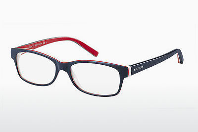 Lunettes design Tommy Hilfiger TH 1018 UNN - Bleues, Rouges, Blanches