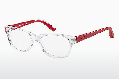 Lunettes design Tommy Hilfiger TH 1075 W0O - Crystared