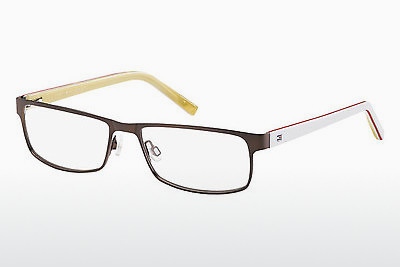 Lunettes design Tommy Hilfiger TH 1127 4XX - Brunes