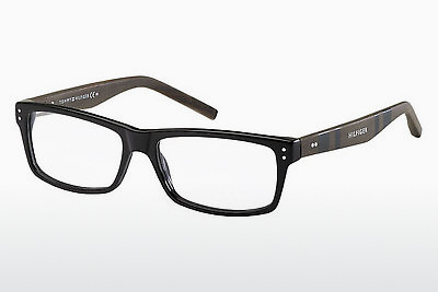Lunettes design Tommy Hilfiger TH 1136 4K1 - Blkdkwood