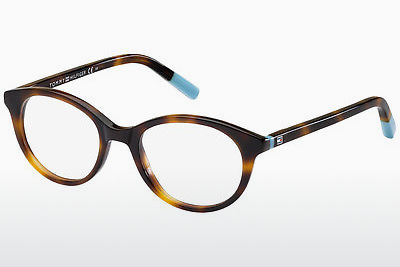 Lunettes design Tommy Hilfiger TH 1144 05L - Brunes, Havanna