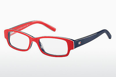 Lunettes design Tommy Hilfiger TH 1145 4XH - Rouges
