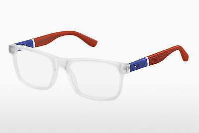 Lunettes design Tommy Hilfiger TH 1282 K6Q - Crblwhred