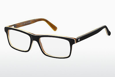 Lunettes design Tommy Hilfiger TH 1329 UNO - Bkwhthorn