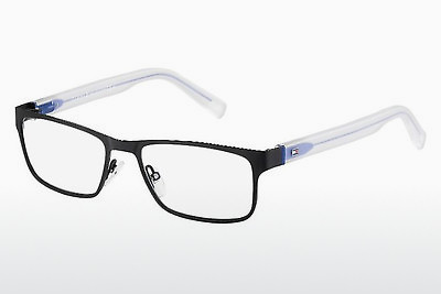 Lunettes design Tommy Hilfiger TH 1362 K5R - Bkcryblue