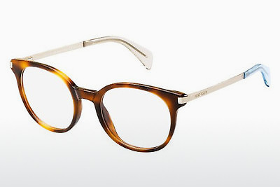 Lunettes design Tommy Hilfiger TH 1380 QEB - Brunes, Havanna
