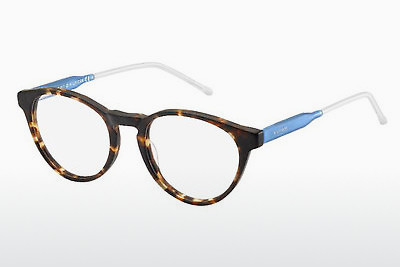 Lunettes design Tommy Hilfiger TH 1393 QRD - Brunes, Havanna