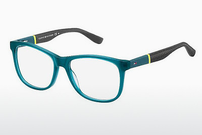 Lunettes design Tommy Hilfiger TH 1406 T94 - Vertes, Teal